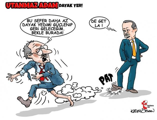 Seçim sonrası güldüren karikatürler 3