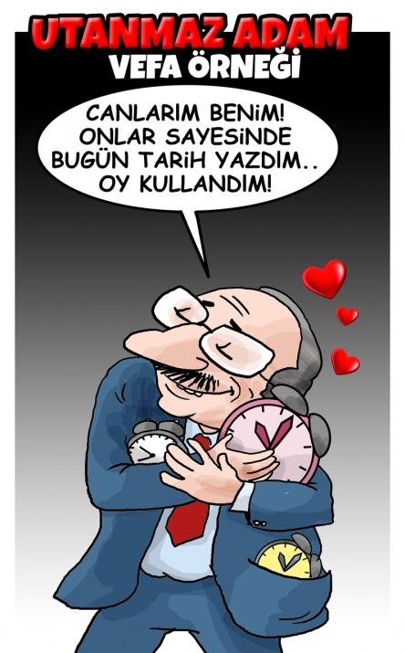 Seçim sonrası güldüren karikatürler 6