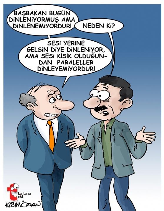 Seçim sonrası güldüren karikatürler 9
