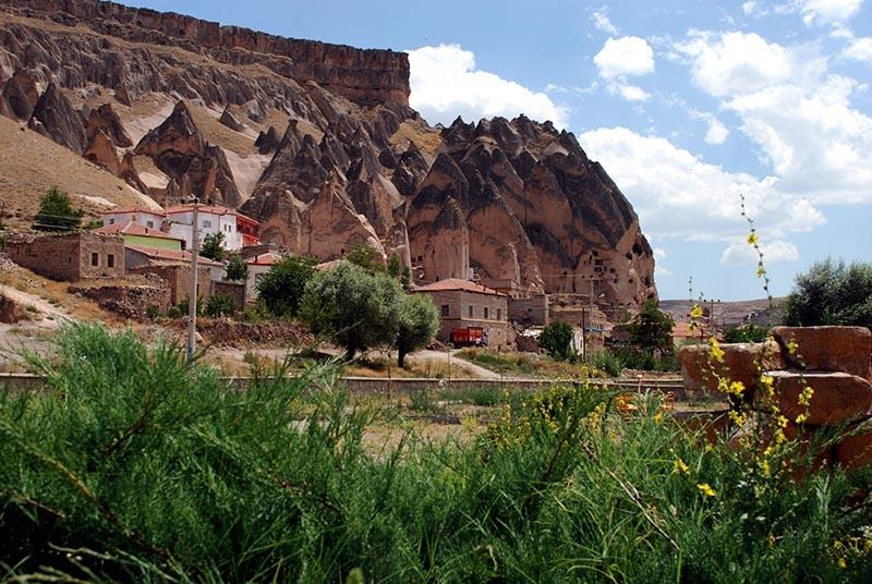 En büyük kale manastırı: Selime Katedrali 5