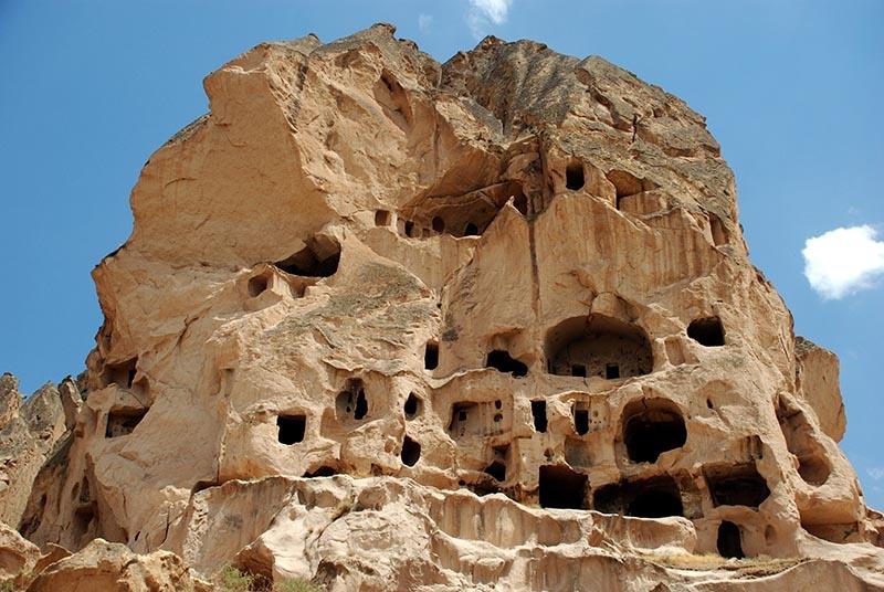 En büyük kale manastırı: Selime Katedrali 6