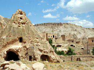 En büyük kale manastırı: Selime Katedrali