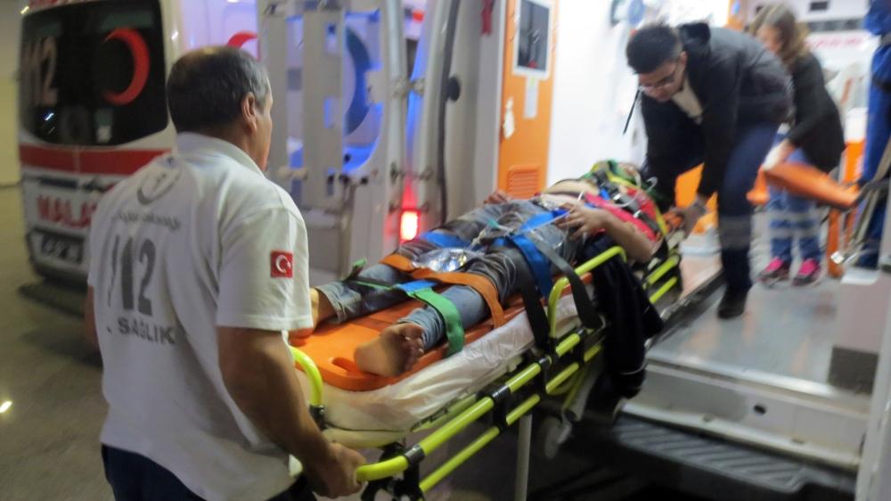 Düğün dönüşü feci kaza: 6 ölü, 4 yaralı 7