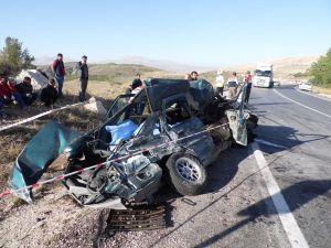 Feci kaza: 4 ölü, 20 yaralı