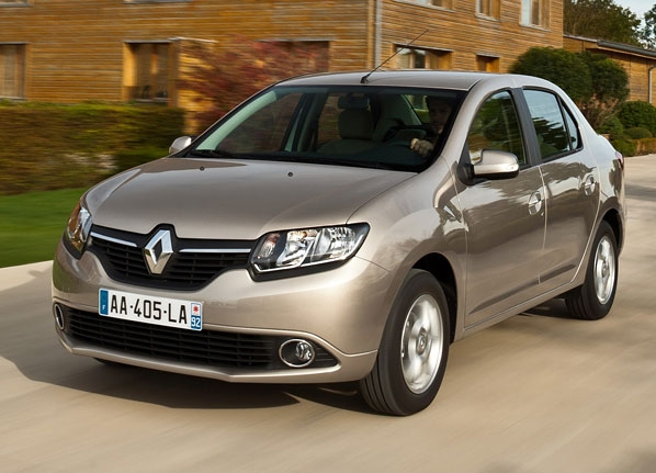 İşte Renault'un birbirinden şık arabaları 10