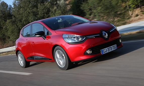 İşte Renault'un birbirinden şık arabaları 5