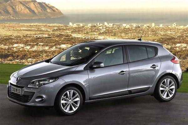 İşte Renault'un birbirinden şık arabaları 7