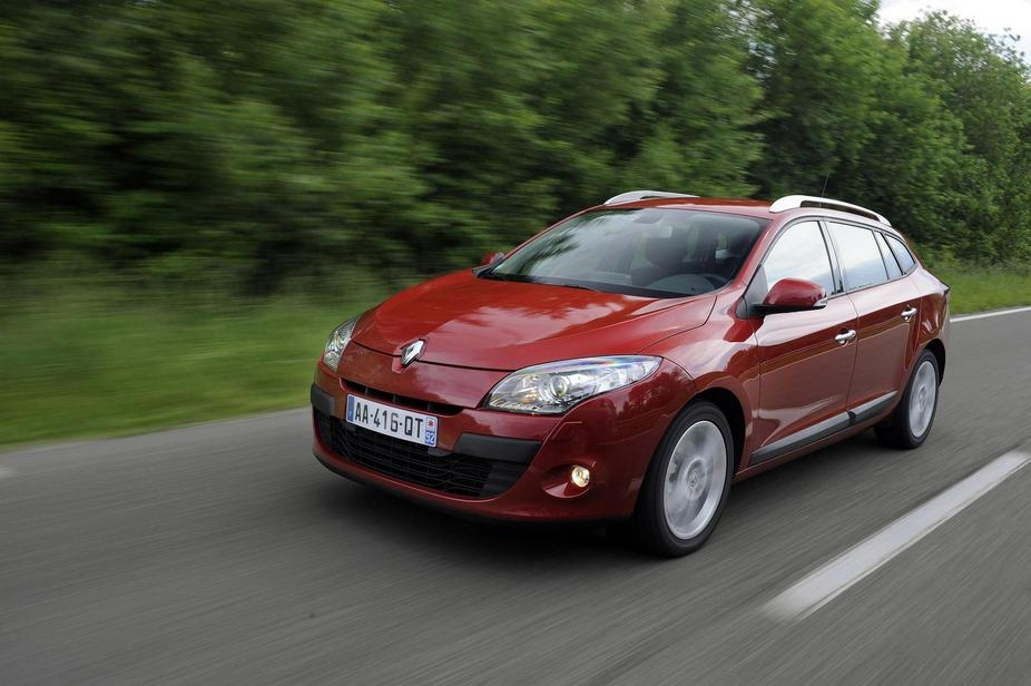 İşte Renault'un birbirinden şık arabaları 9