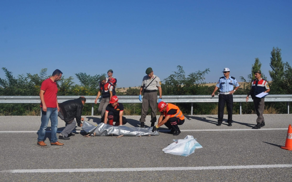 Konya'da feci kaza: 2 ölü 4