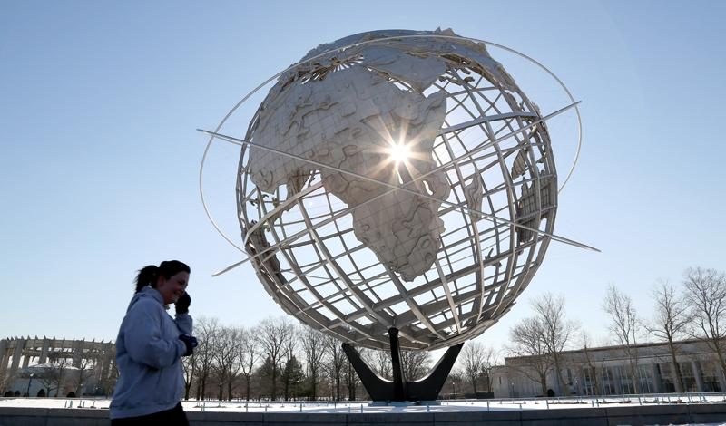 New York şehir maketi 50 yıldır ayakta 11