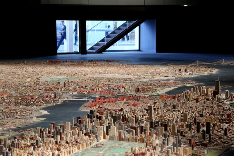 New York şehir maketi 50 yıldır ayakta 8