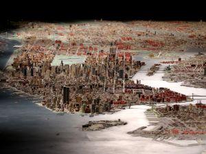 New York şehir maketi 50 yıldır ayakta