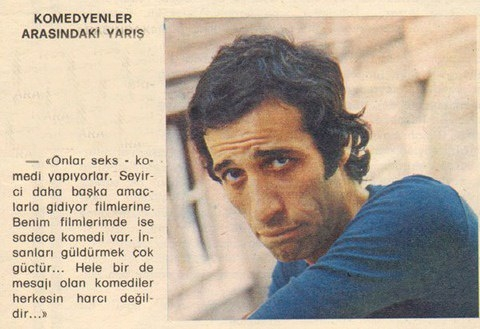 Türk filmlerinden görmediğiniz kareler 10