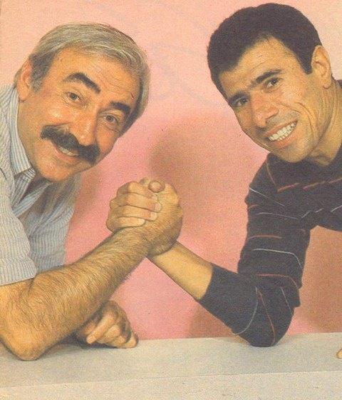Türk filmlerinden görmediğiniz kareler 17