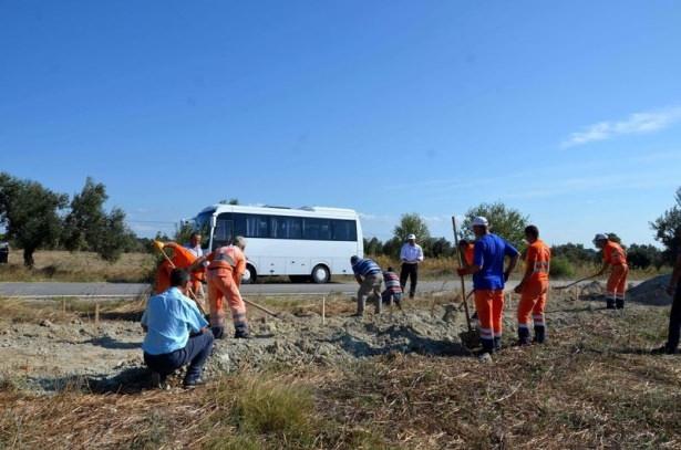 Gelibolu'da yeni bir şehitlik bulundu 10