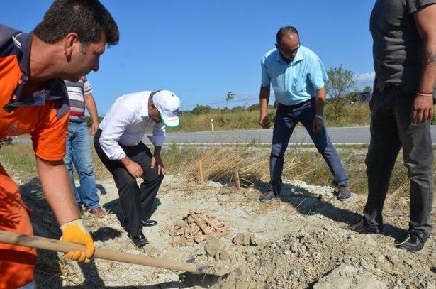 Gelibolu'da yeni bir şehitlik bulundu 12