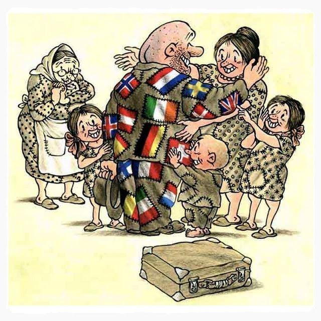 Karikatürlerle Dünya 13