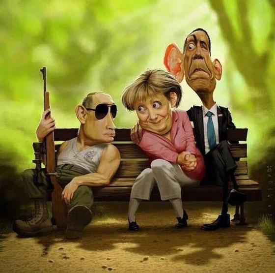 Karikatürlerle Dünya 5