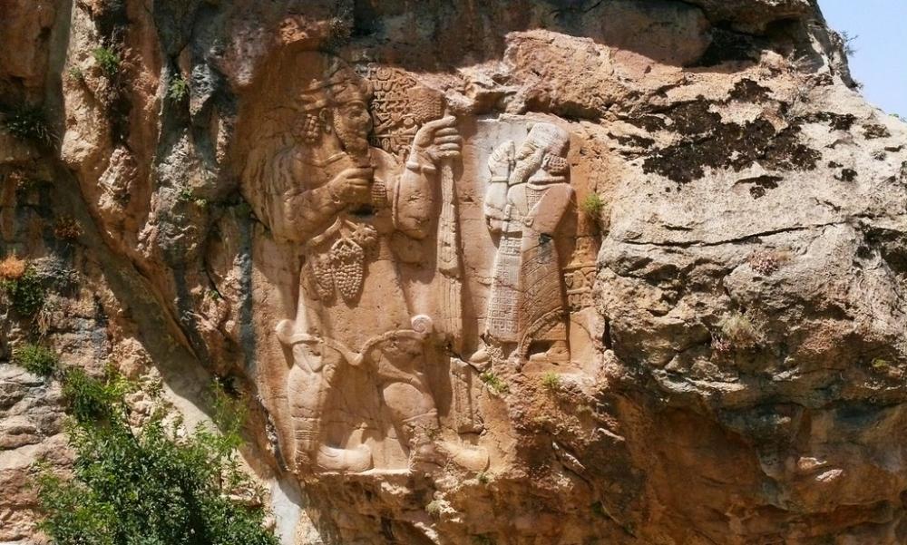 İvriz Kaya Anıtı 2