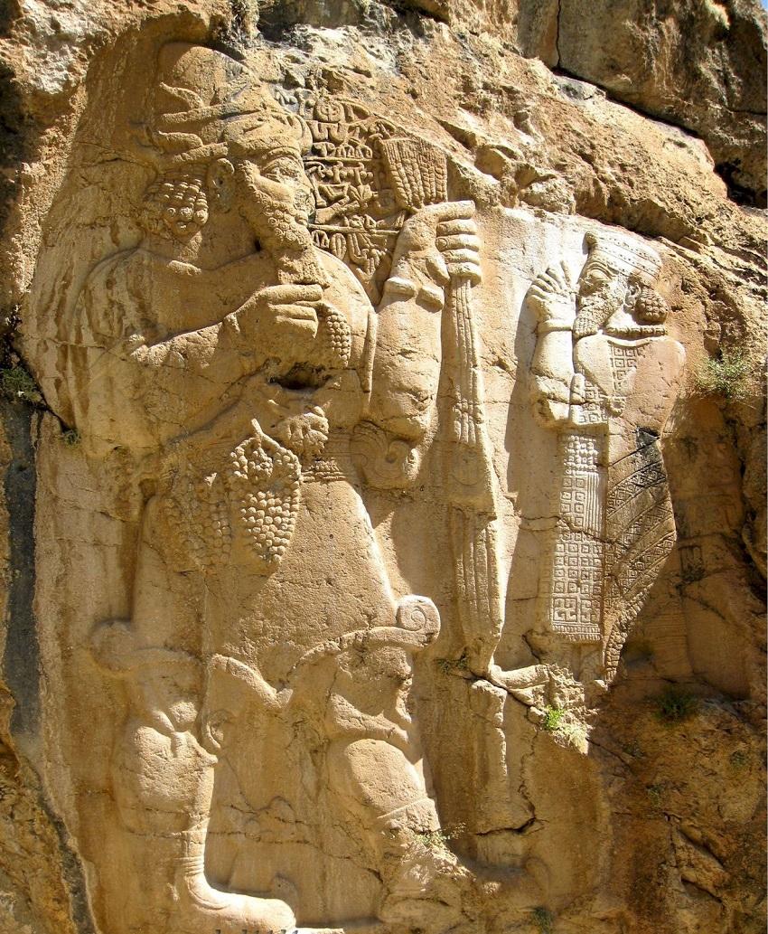 İvriz Kaya Anıtı 4