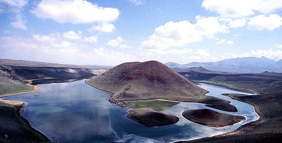 Meke Krater Gölü 5