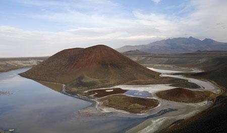 Meke Krater Gölü 6