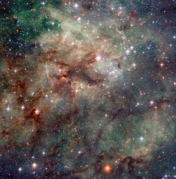 Hubble teleskopundan inanılmaz kareler 1