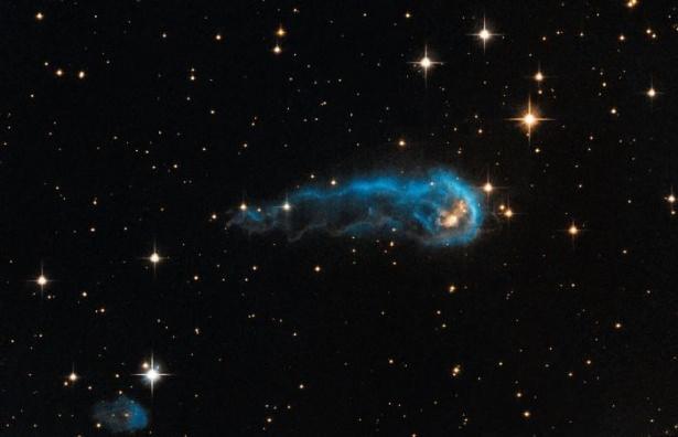 Hubble teleskopundan inanılmaz kareler 12