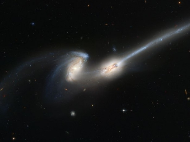 Hubble teleskopundan inanılmaz kareler 13
