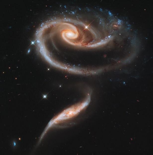 Hubble teleskopundan inanılmaz kareler 14