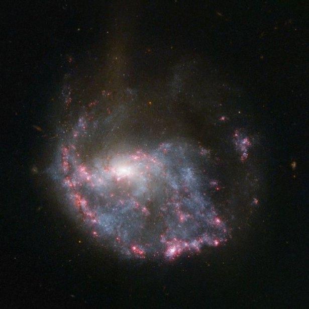 Hubble teleskopundan inanılmaz kareler 21