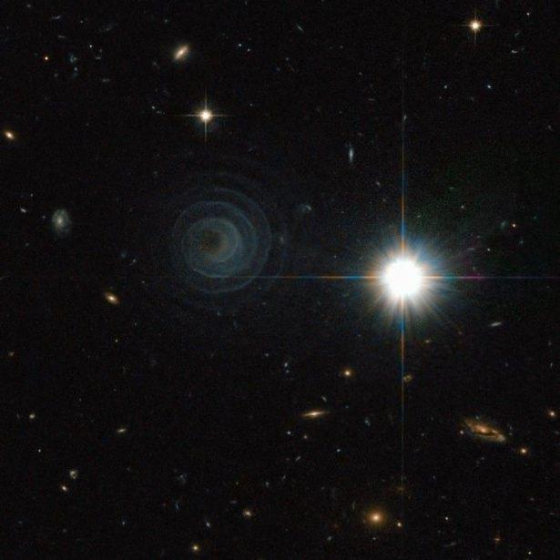 Hubble teleskopundan inanılmaz kareler 28