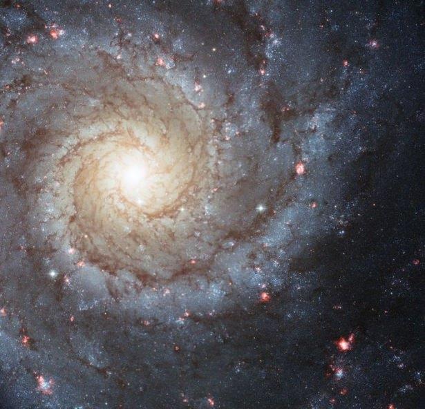 Hubble teleskopundan inanılmaz kareler 29