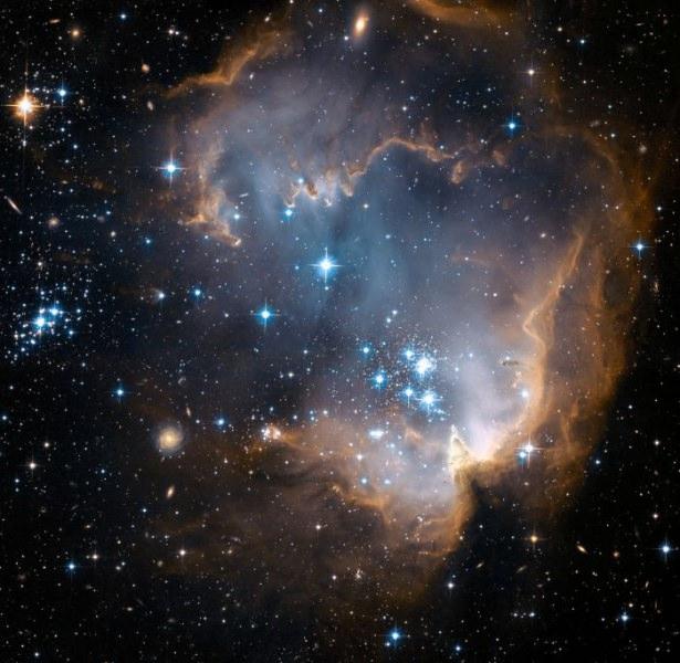 Hubble teleskopundan inanılmaz kareler 33