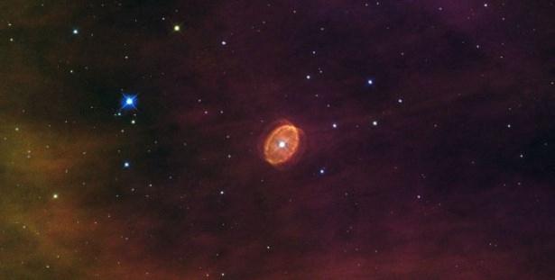 Hubble teleskopundan inanılmaz kareler 36