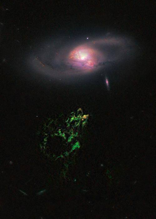 Hubble teleskopundan inanılmaz kareler 49