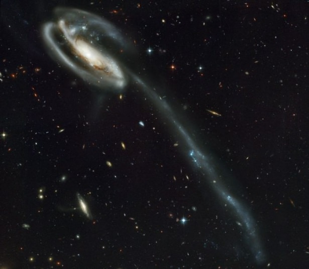 Hubble teleskopundan inanılmaz kareler 5