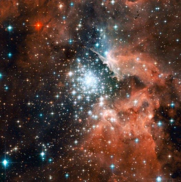 Hubble teleskopundan inanılmaz kareler 56
