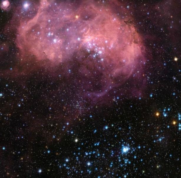 Hubble teleskopundan inanılmaz kareler 57