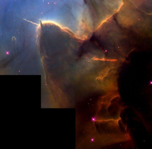 Hubble teleskopundan inanılmaz kareler 58