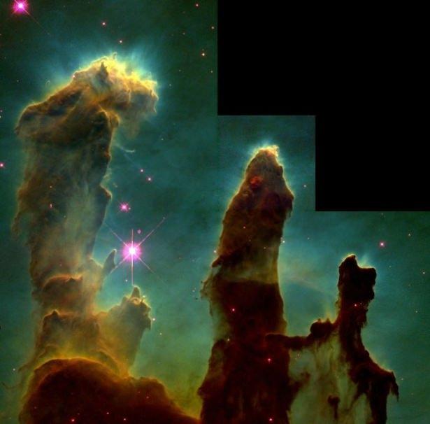 Hubble teleskopundan inanılmaz kareler 59