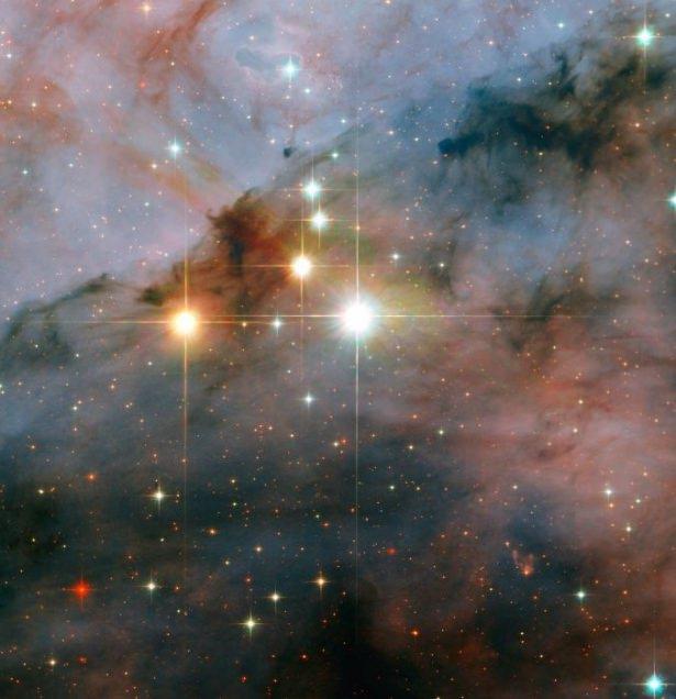 Hubble teleskopundan inanılmaz kareler 66