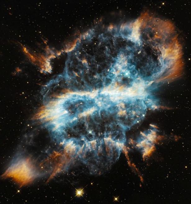 Hubble teleskopundan inanılmaz kareler 71