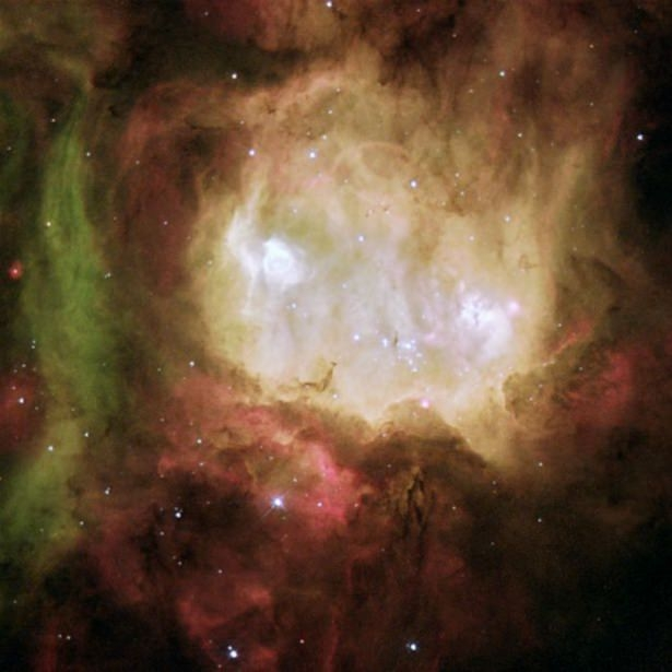 Hubble teleskopundan inanılmaz kareler 79
