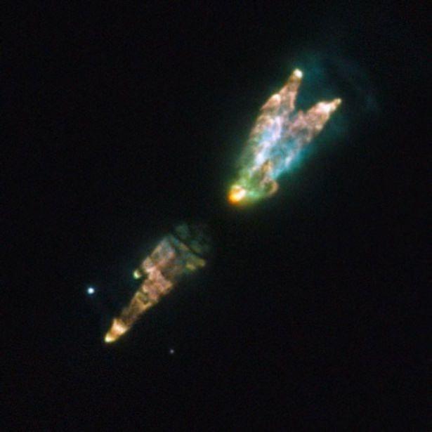 Hubble teleskopundan inanılmaz kareler 8