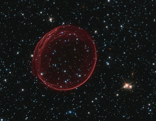 Hubble teleskopundan inanılmaz kareler 89