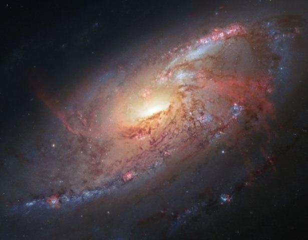 Hubble teleskopundan inanılmaz kareler 9