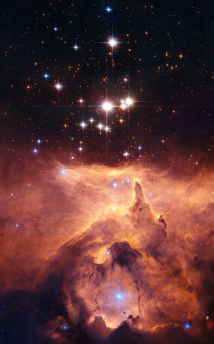 Hubble teleskopundan inanılmaz kareler 90