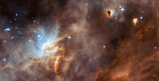 Hubble teleskopundan inanılmaz kareler 93