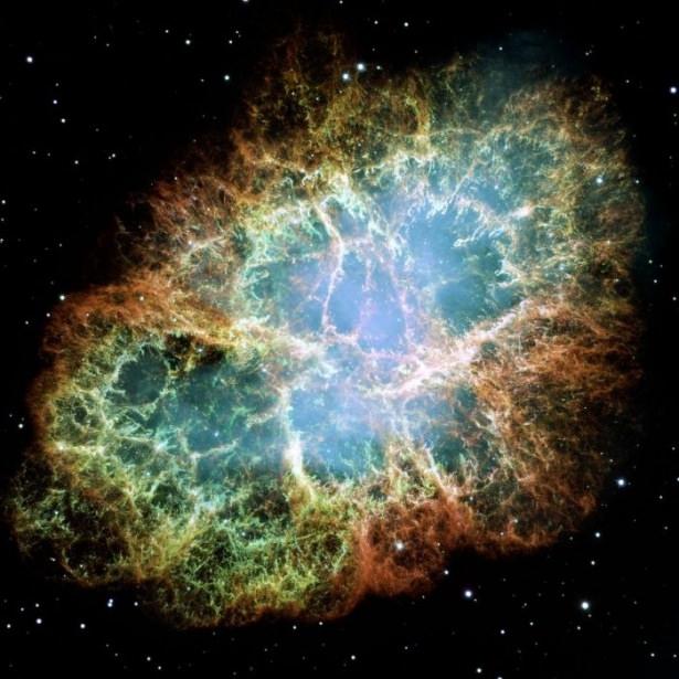 Hubble teleskopundan inanılmaz kareler 96